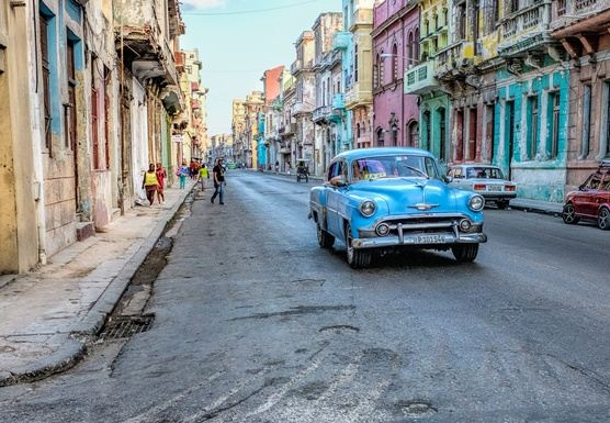 5 Day Photo Expedition - Explore Cuba with Reed Kenney