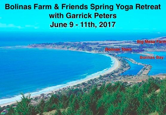 Bolinas Farm & Friends Yoga Retreat