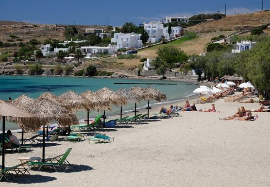 Yoga Retreat in Paros, Greece Oct 22-29
