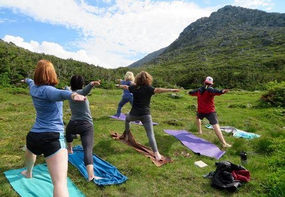 Madison Hut Yoga Retreat ( Northern Presidentials)