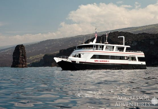 Explore Hawaii on the Kona Aggressor II