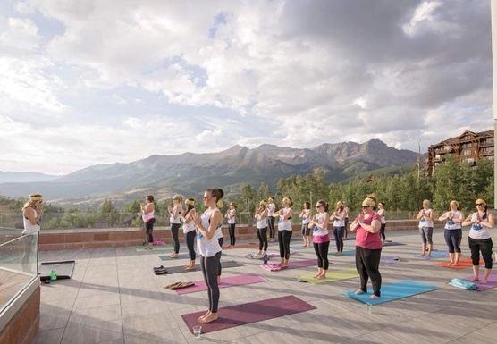 hOMe in Telluride: A Yoga + Hiking Adventure Re:Treat