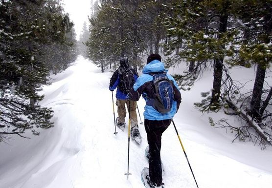 Ladies Lux Winter Adventure Retreat