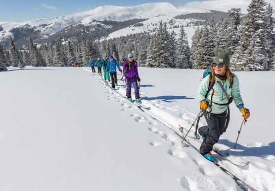 Backcountry Yoga/Hut Retreat: Feb 2020