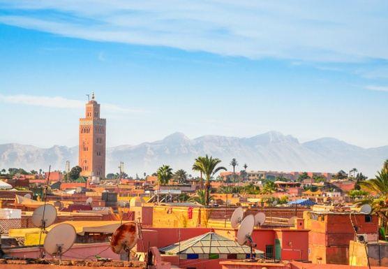 Nick G - Morocco Trip - January 2020 - RT