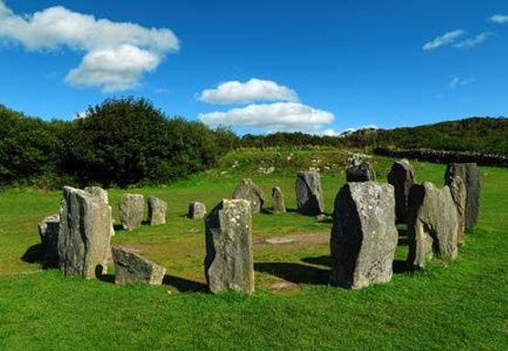 Discover Reiki in Majestic Ireland