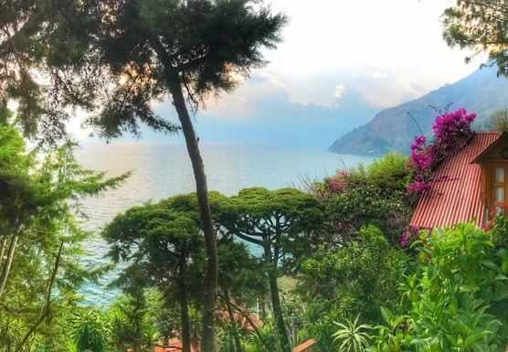 Yoga Retreat in Guatemala, Lake Atitlan