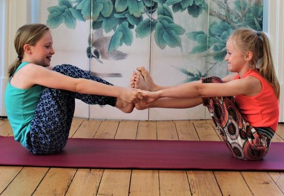 Yoga Kids Teacher training with Nichi Green from The Yoga Space Leeds