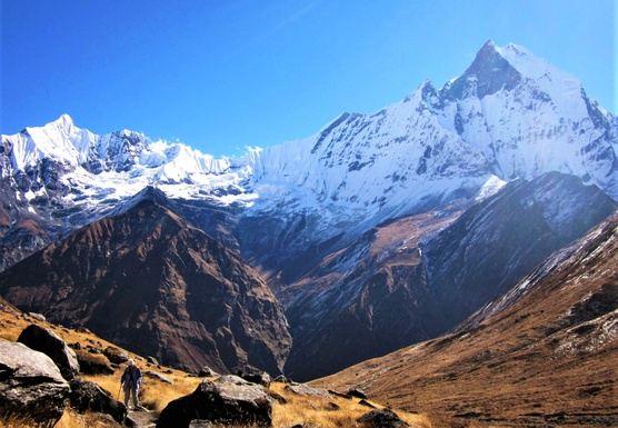 Annapurna Base Camp Private Heli Tour