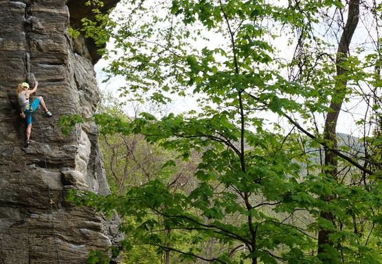 Root to Rise: Yoga & Rock Climbing Retreat