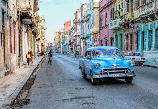 Danny Kalman & Nicole Gil - 7 Day Cuba Dance Tour