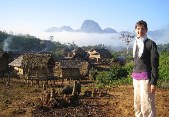 F09 Full Day Trek to Hmong & Khmu Hill Tribe Villages