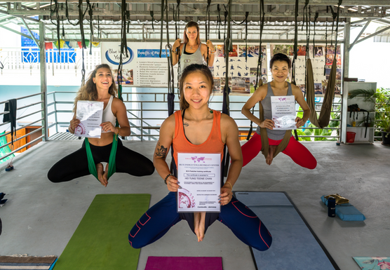50h Aerial Yoga Teacher Training Program
