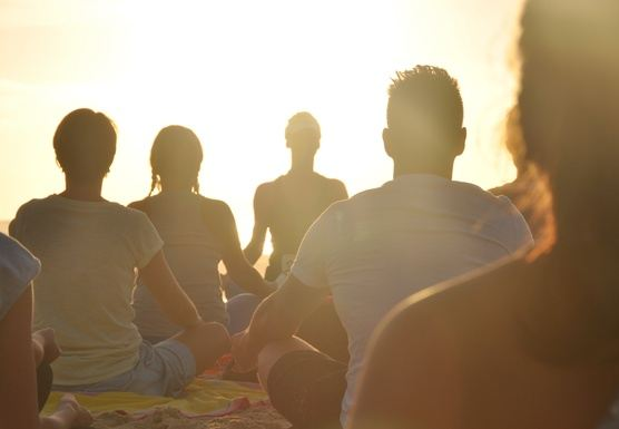 The Summer Beach Yoga Retreat