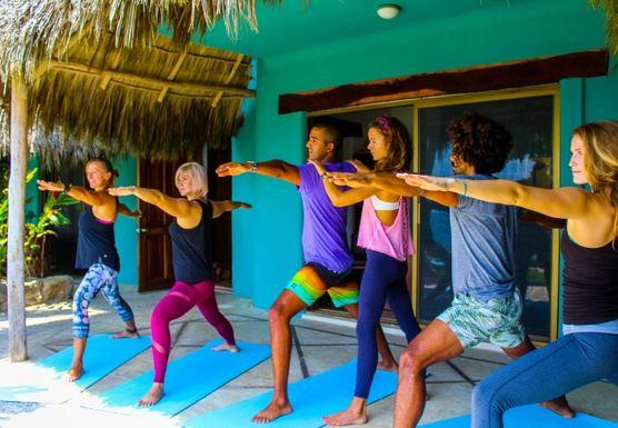 Delicious & Nutritious Holistic Yoga Retreat Mexico