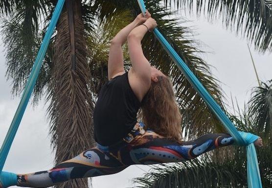Aerial Arts, Acro and Yoga Getaway in Costa Rica