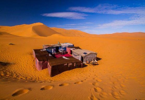 Sahara Meditation & Contact Improv Dance Retreat