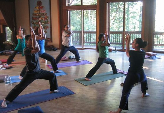 Yoga Wellness Weekend in the Sequoias