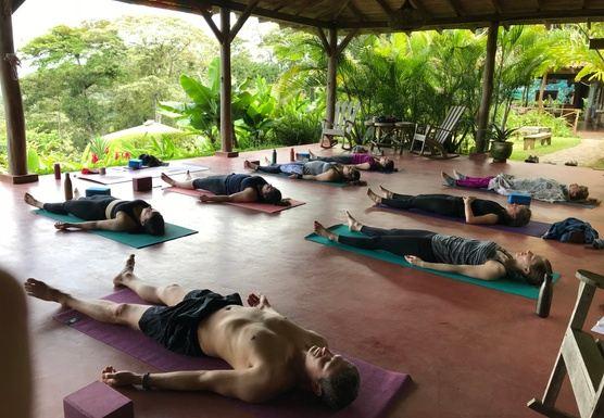 Mini Retreat: Nicaragua Yoga Retreat March 2019