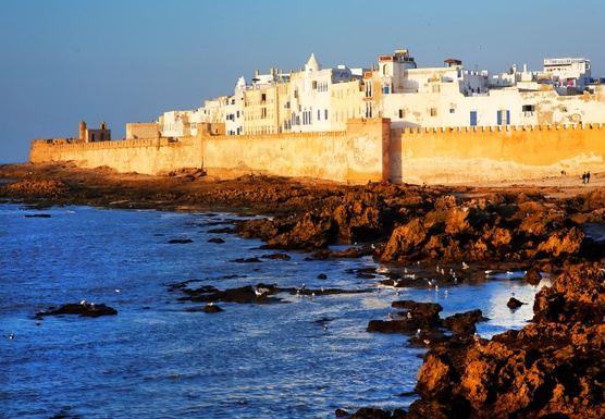 Tremayne's Trip to Morocco