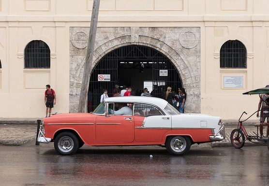 Havana Day Tour w/Vintage Car