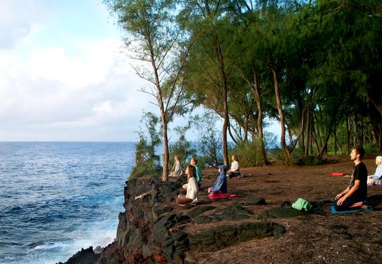 Big Island Yoga Retreat, Hawaii