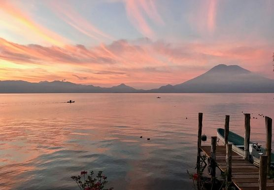 Adventure to Atitlan with Amy Rizzotto & Becky Paris