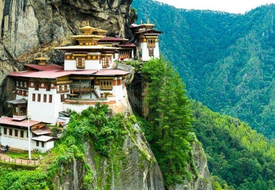 Beguiling Bhutan
