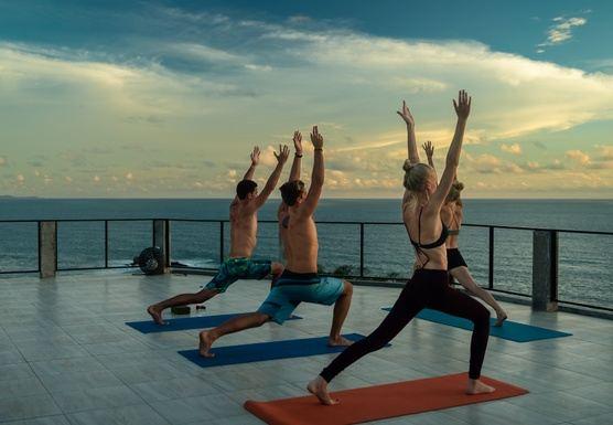 7 Days Rejuvenating Yoga & Surf in Paradise Playa Maderas