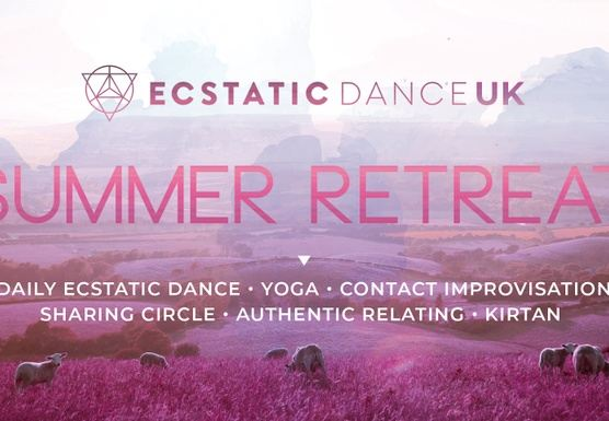 Ecstatic Dance Summer Retreat