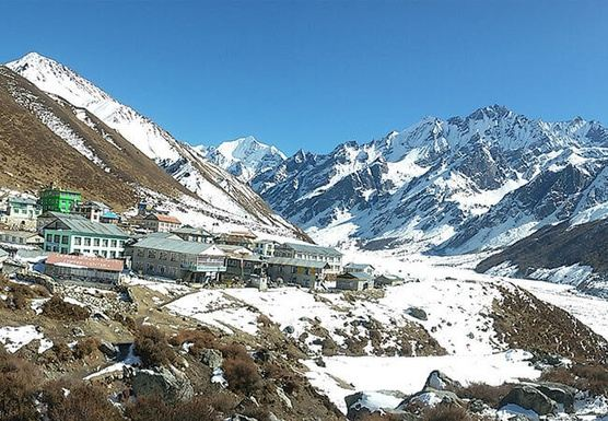 Langtang Valley Trek with Helicopter Return