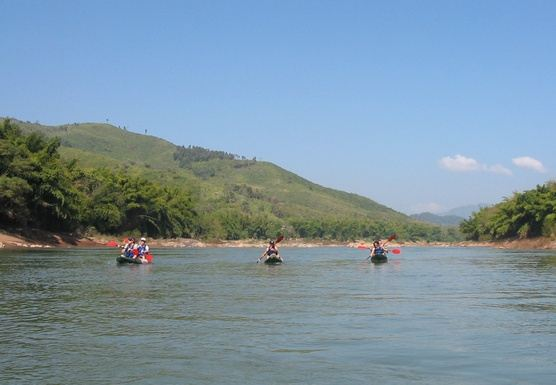 F20 – FULL DAY – MAHOUT INTRODUCTION TRAINING PROGRAM . KAYAK TO TAD S