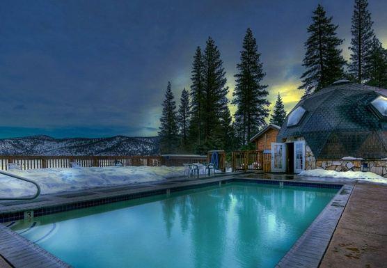 Annual Sierra Hot Springs Sri Yoga Retreat