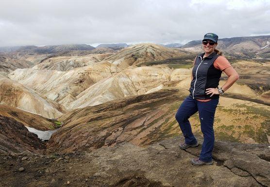 Iceland: Women's Laugavegur Trek in Huts