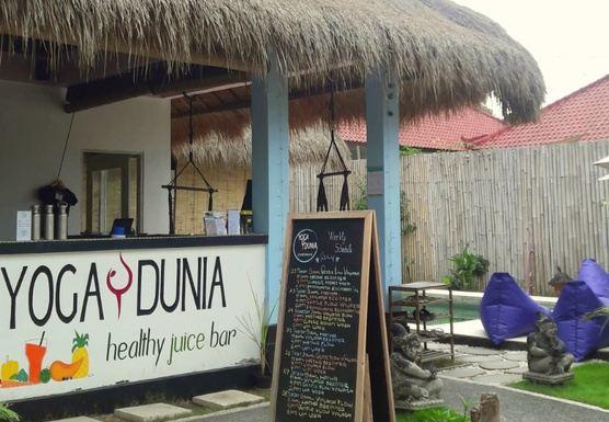 10 Days Asana, Study & Acro Yoga Retreat in Beautiful Bali