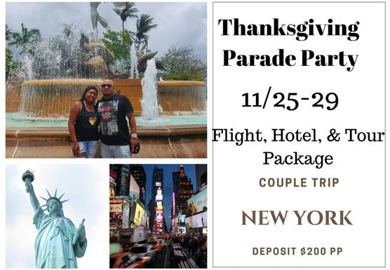 New York Couple Takeover