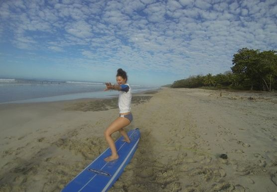 5-Day All Inclusive Yoga and Surf