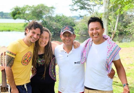 Aug 23 - Sep. 2 2020: Ayahuasca and Master Plant Dieta