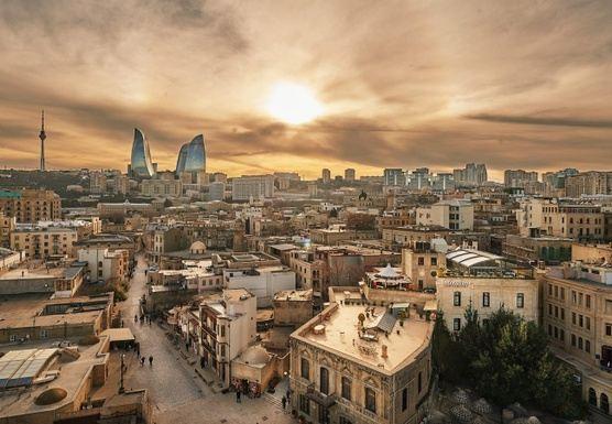 7 days/6nights at Baku 5 Star Tour