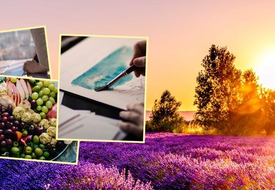 Creative Exploration in Provence