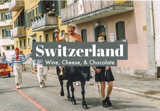 The Wines Of Switzerland