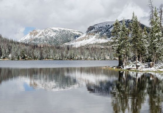 Alpine Adventure: Day hike to Silver Dollar Lakes
