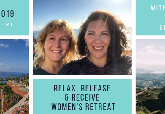"Women's Retreat ""Relax, Release & Receive"" - Madeira Island"