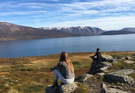 Magical Iceland : Vinyasa Flow & Hang Music Retreat