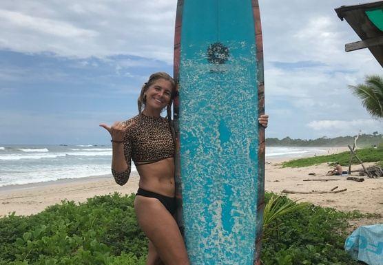 Costa Rica YOGA SURF CAMP