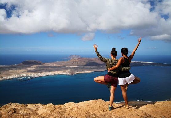 Yoga Retreat in Lanzarote Island with Vivo Yoga