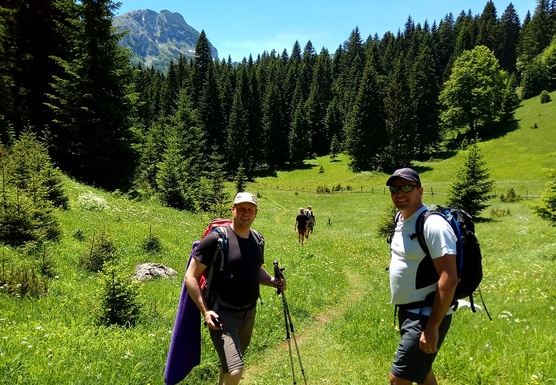 Guided hiking week in Montenegro - Three National Parks!