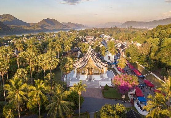 Luang Prabang 2 Days Tour