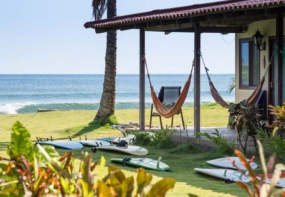 Yoga Surf Retreat in Panama