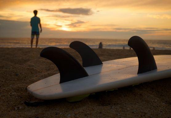 7 Days Surf & Yoga Experience - fall